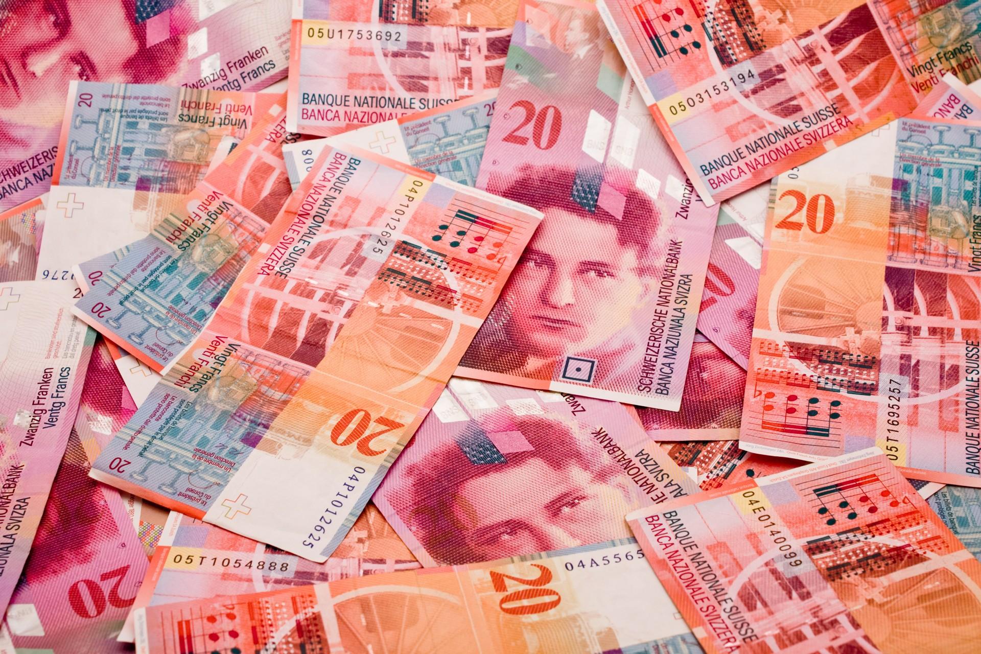 More money twenties from switzerland