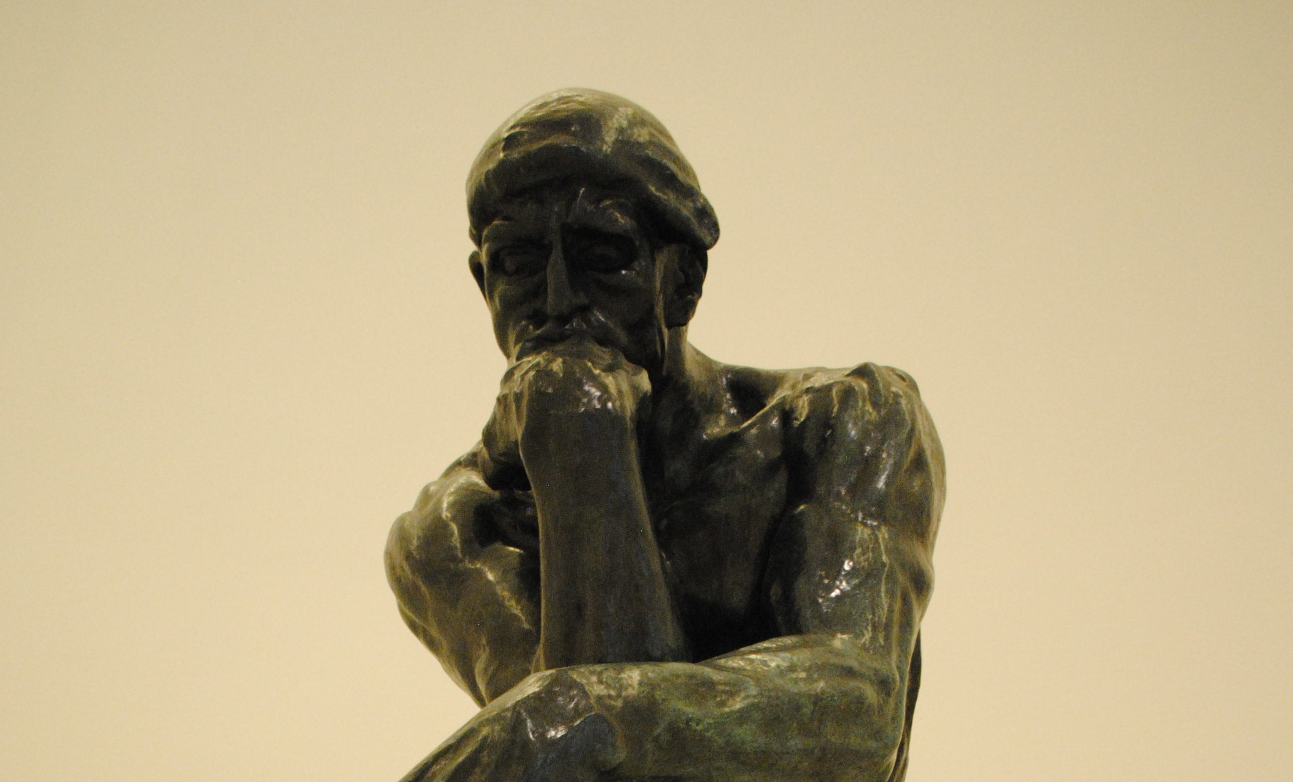 By Auguste Rodin - Photography at the Soumaya Museum, taken by ProtoplasmaKid, Public Domain, https://commons.wikimedia.org/w/index.php?curid=35132234